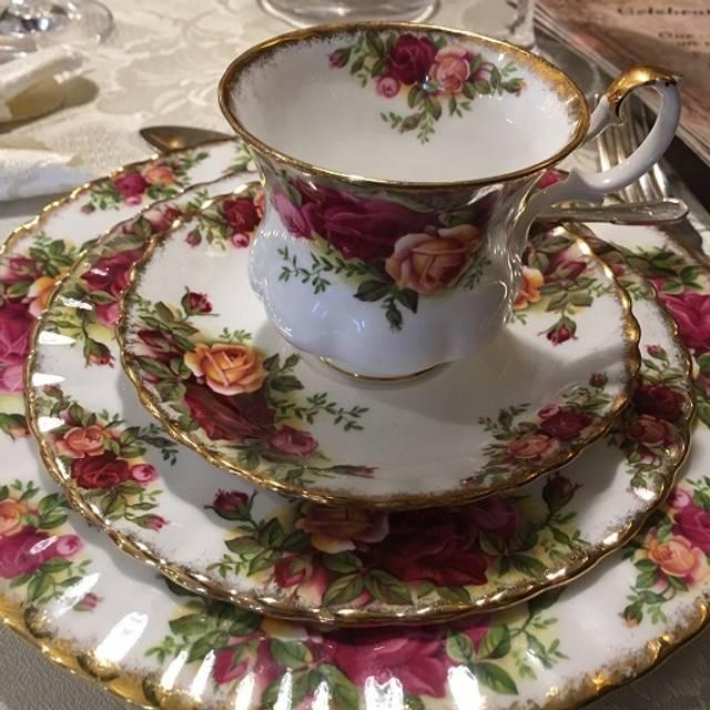 Tea - Buckingham Tea Room, Buckingham, Buckinghamshire