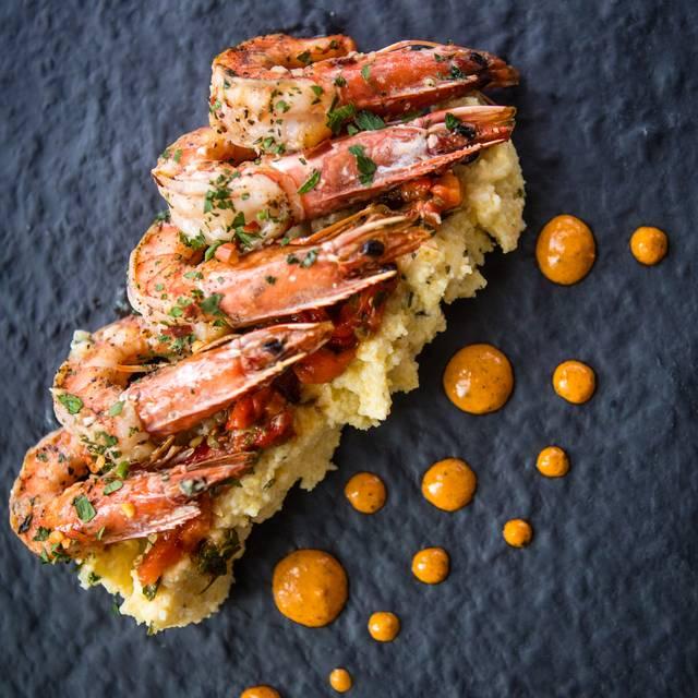 Shrimp Dish - Hula Hulas, Hilo, HI