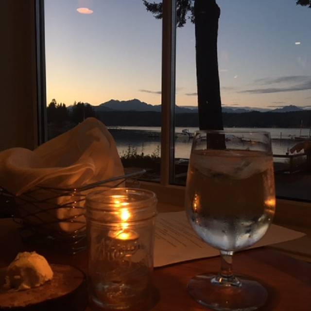 The Restaurant at Alderbrook, Union, WA