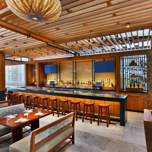 Nobu Restaurant At Eden Roc Miami Beach - Nobu Miami, Miami Beach, FL