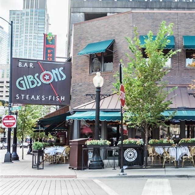 Gibsons Bar Steakhouse Chicago Chicago Restaurant Info