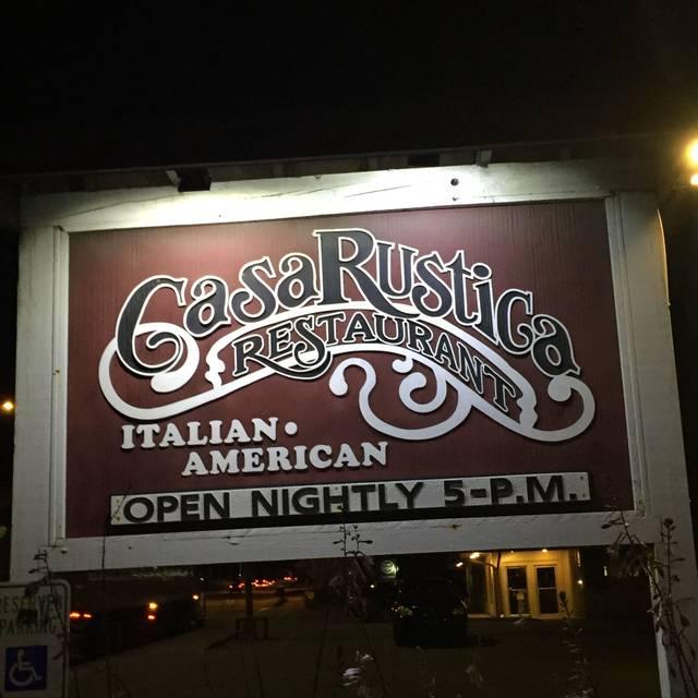 Casa Rustica Restaurant, Boone, NC