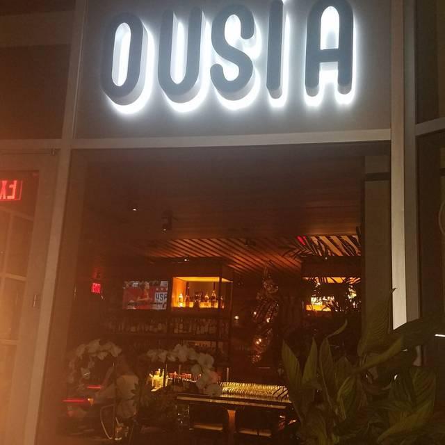 Ousia, New York, NY