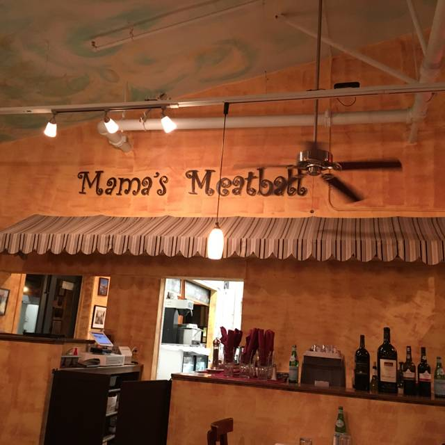 Mama's Meatball, San Luis Obispo, CA