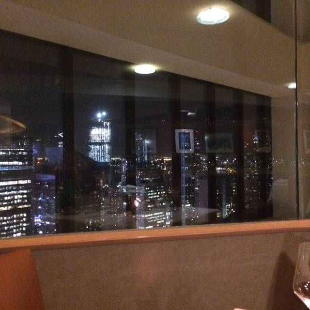 The View Restaurant, New York, NY