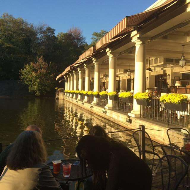 Central Park Boathouse Restaurant Dress Code