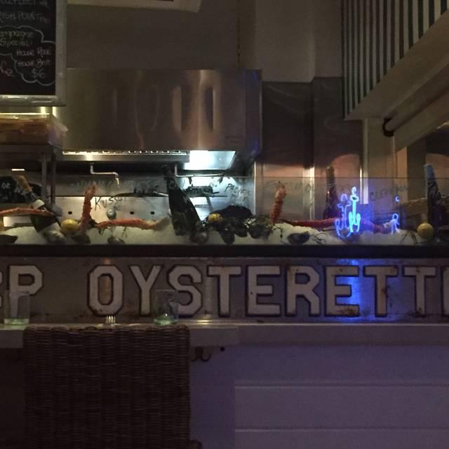 Blue Plate Oysterette, Santa Monica, CA