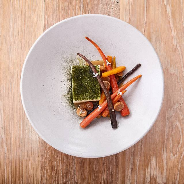 Young Carrots + Goats Cheese + Macadamia - Yellow, Potts Point, AU-NSW