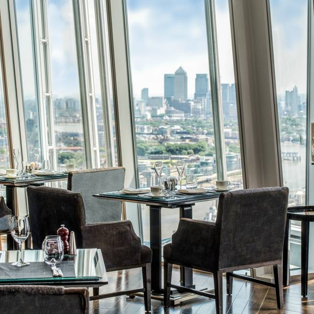 Ting Restaurant - Ting Restaurant, Shangri-La At The Shard, London