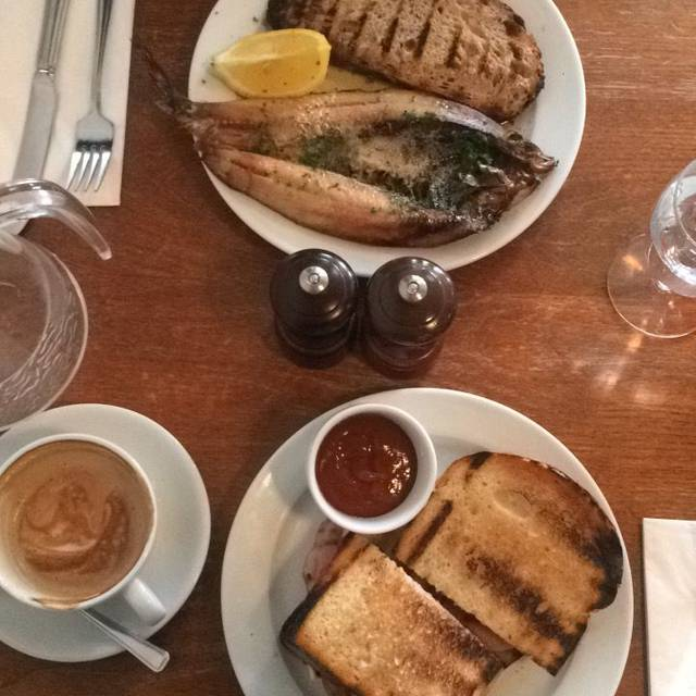 Duck Duck Goose Blood And Wine Languageen: St. John Bread And Wine - London,