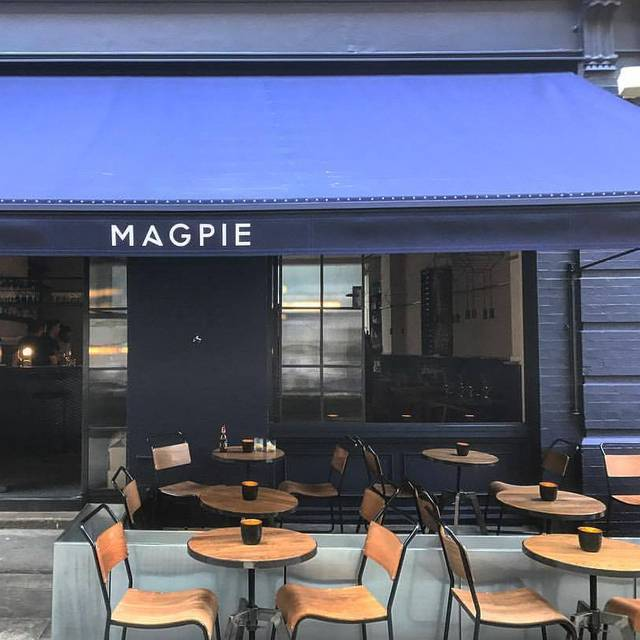 Magpie, London