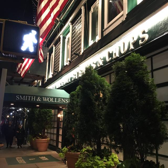 Wollensky's Grill - New York, NY