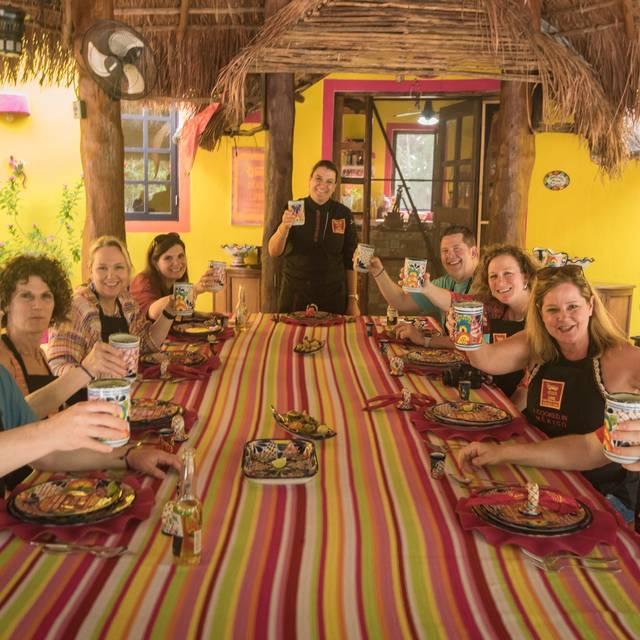Mexico Lindo Cooking Restaurant, Puerto Morelos, ROO