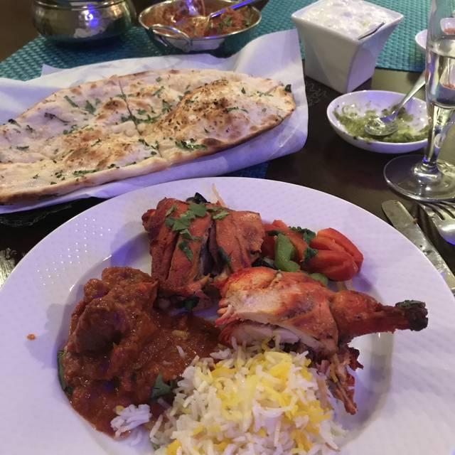 Mayur Cuisine of India, Corona Del Mar, CA