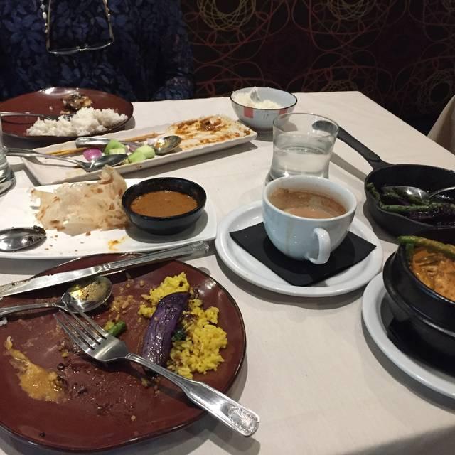 Black Pepper Restaurant Menlo Park