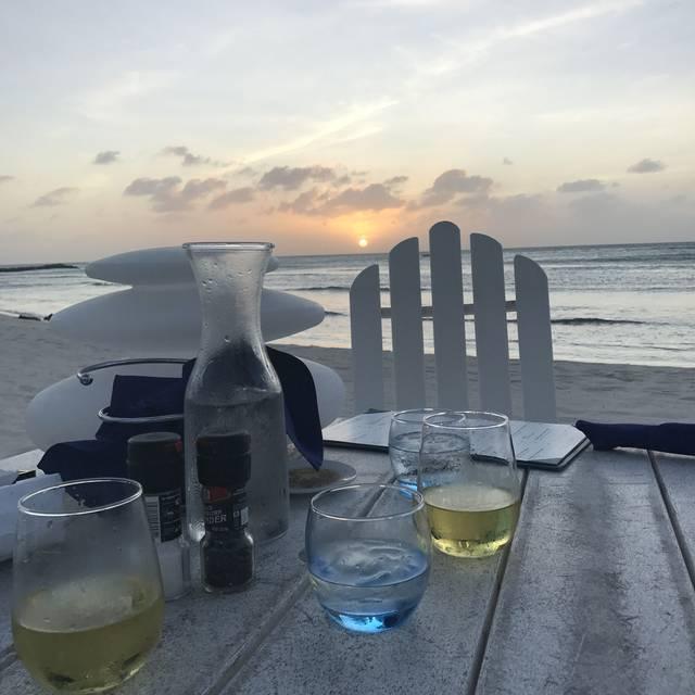 Pureocean Restaurant at Divi Aruba Phoenix Beach Resort, Oranjestad, Aruba