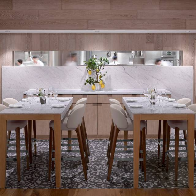 Chef Tables  - Theo Randall at the InterContinental, London