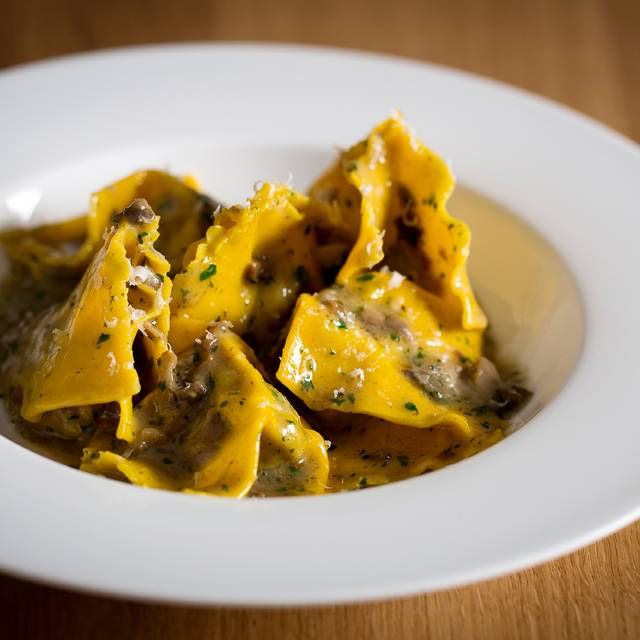 Fresh Pasta With Slow Cooked Pigeon - Theo Randall at the InterContinental, London