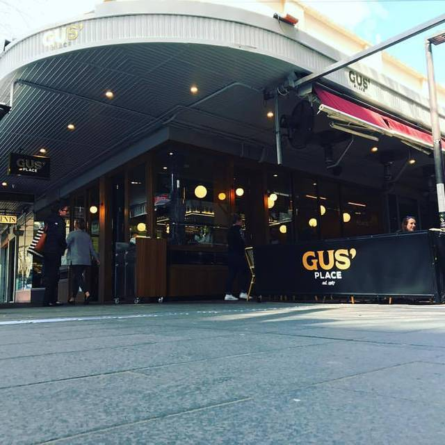 Gus' Place, Canberra, AU-ACT