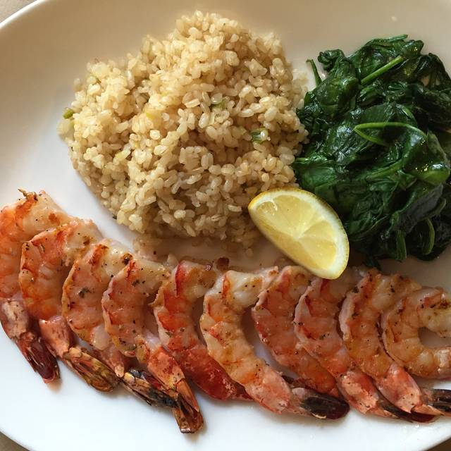 Grilled Shrimp - Legal C Bar - Dedham, Dedham, MA