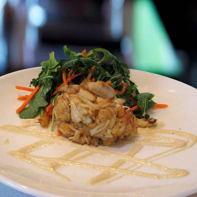 Crab Cake - Legal C Bar - Dedham, Dedham, MA