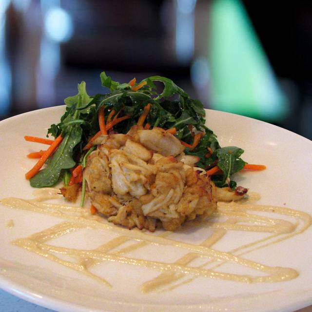 Crab Cake - Legal C Bar - Hingham, Hingham, MA