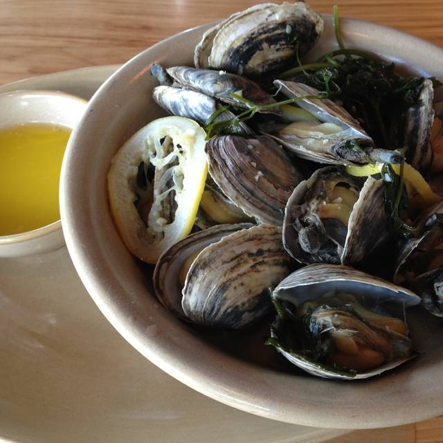 Steamers Clams - Legal Harborside - Floor 1 Restaurant and Market, Boston, MA