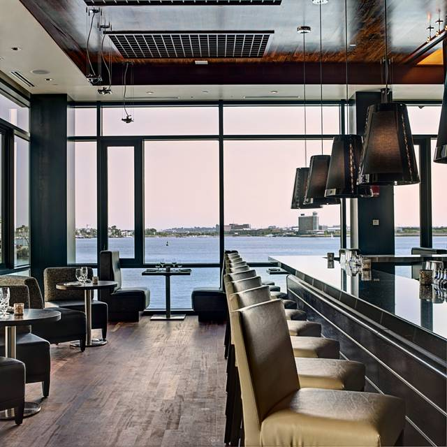 Lounge - Legal Harborside – Floor 2 Dining Room, Boston, MA