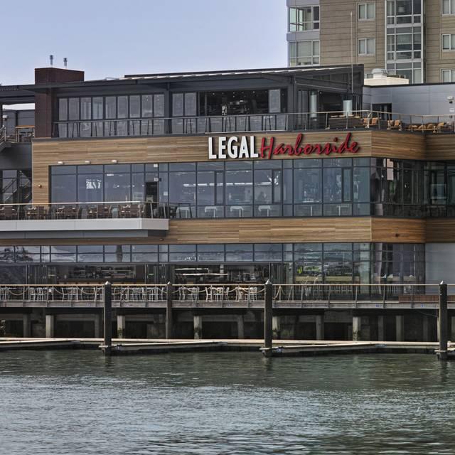 Exterior - Legal Harborside – Floor 2 Dining Room, Boston, MA