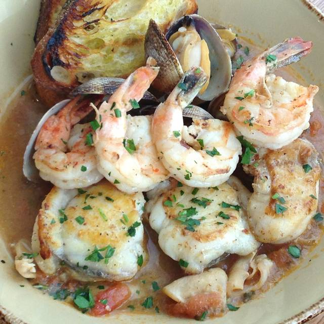 Ligurian Fish Stew - Legal Oysteria, Charlestown, MA