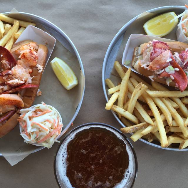 Lobster Rolls - Legal Sea Foods - 7th Street, Washington, DC