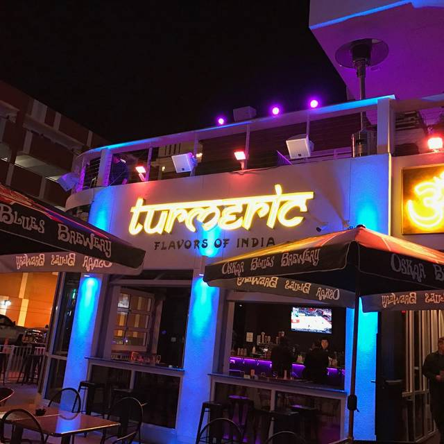 Turmeric Indian Restaurant Las Vegas