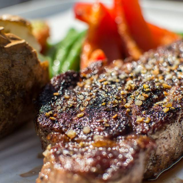 New York Steak - CHOP Steakhouse & Bar - Richmond, Richmond, BC