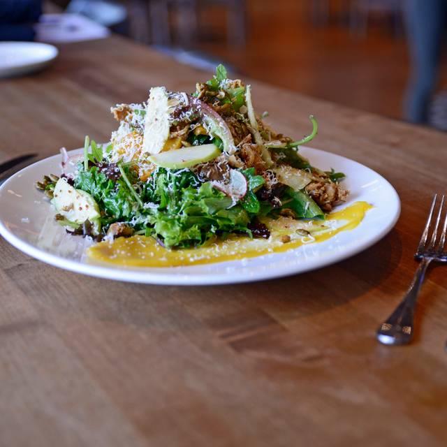 Farmhouse Chicken Salad - Chop Steakhouse & Bar - Downtown Edmonton - 101 St, Edmonton, AB