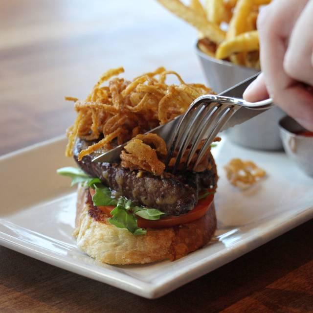 Steak Sandwich - Chop Steakhouse & Bar - Downtown Edmonton - 101 St, Edmonton, AB