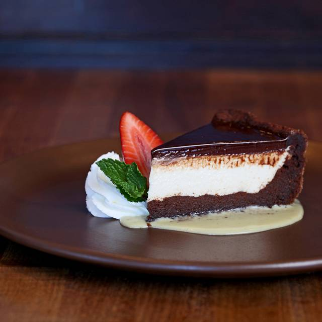 Chocolate Souffle - Chop Steakhouse & Bar - South Edmonton - Ellerslie Rd, Edmonton, AB