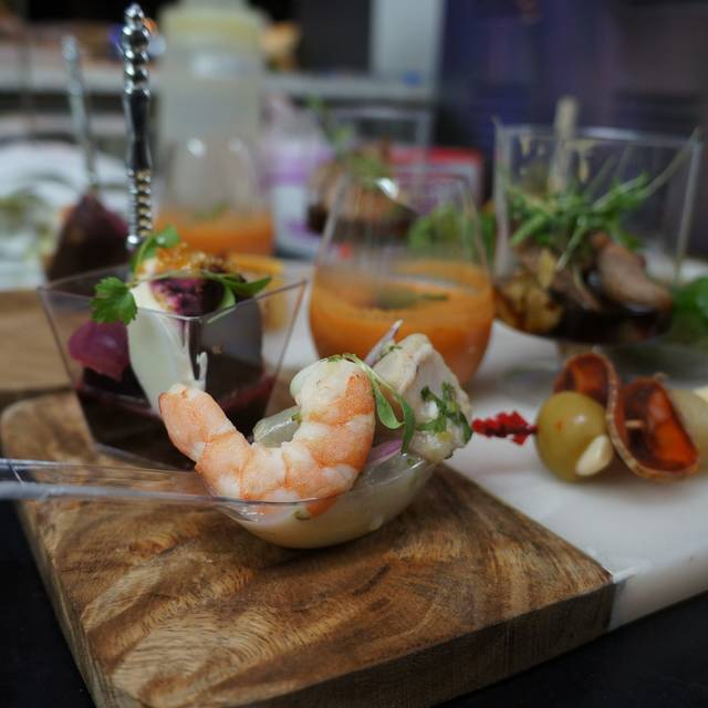 Canapés (Private Events) - The Soca Kitchen, Ottawa, ON