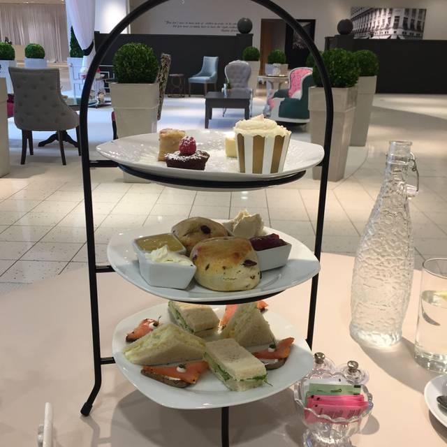 Tilly S Tea Room Castleton