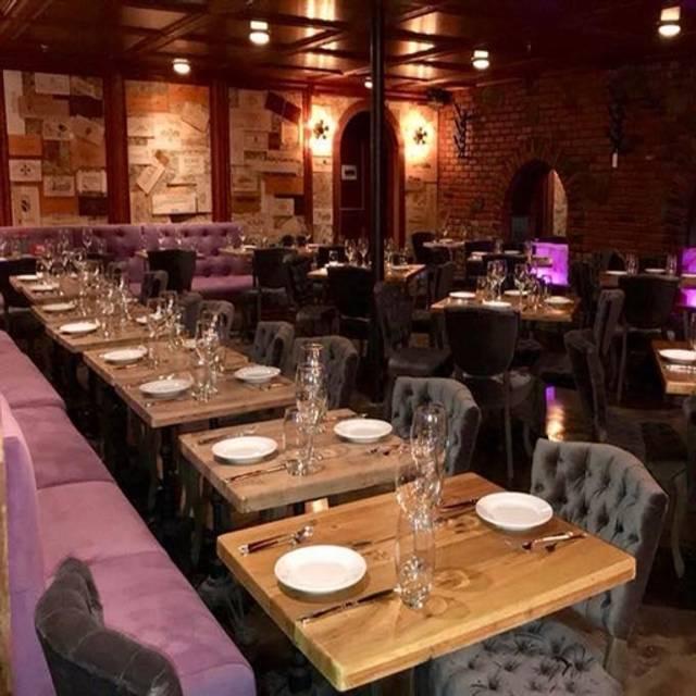 Violette's Cellar Rest...