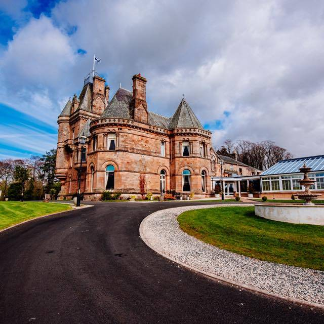Cornhill Castle Hotel, Biggar, South Lanarkshire