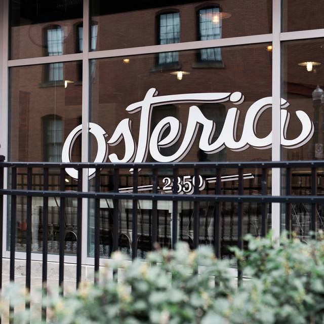 Osteria 2350, Pittsburgh, PA