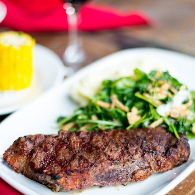 New York Strip - House of Blues Restaurant & Bar - New Orleans, New Orleans, LA