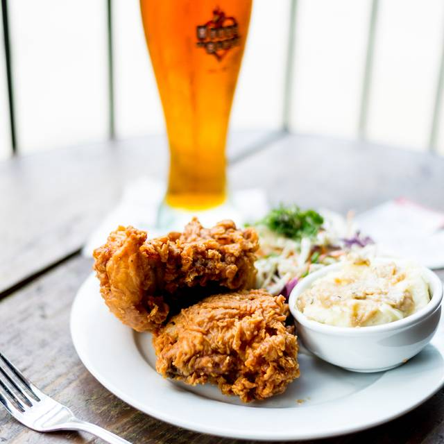 Fried Chicken - House of Blues Restaurant & Bar - Dallas, Dallas, TX