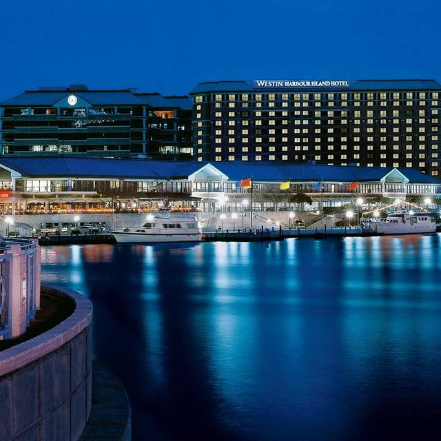 Blue Harbour Eatery + Bar - Westin Tampa Waterside, Tampa, FL