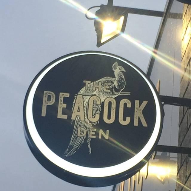 The Peacock Den, The Basin, AU-VIC