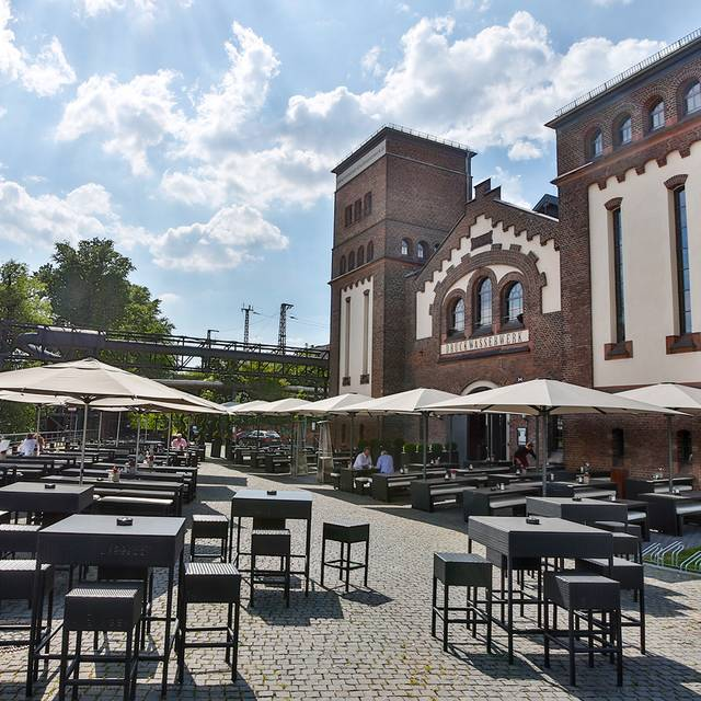 Restaurant Druckwasserwerk, Frankfurt am Main, HE