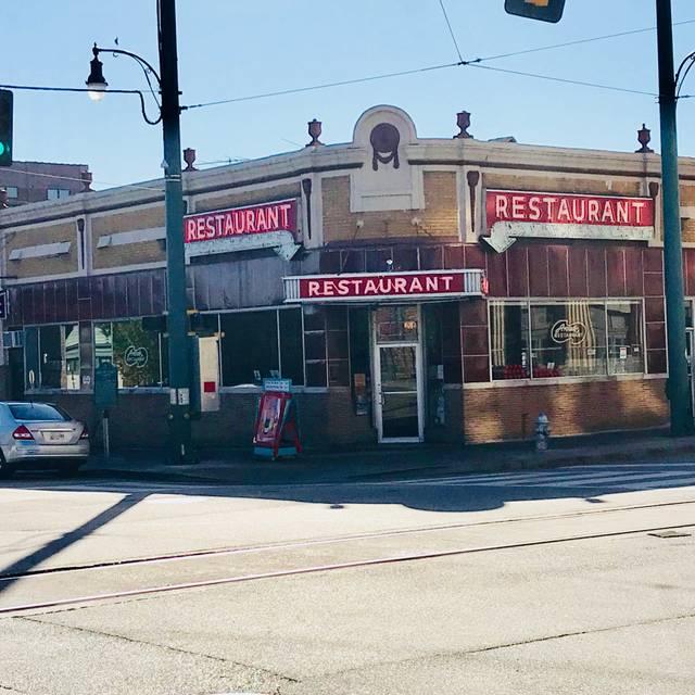 Arcade Restaurant, Memphis, TN