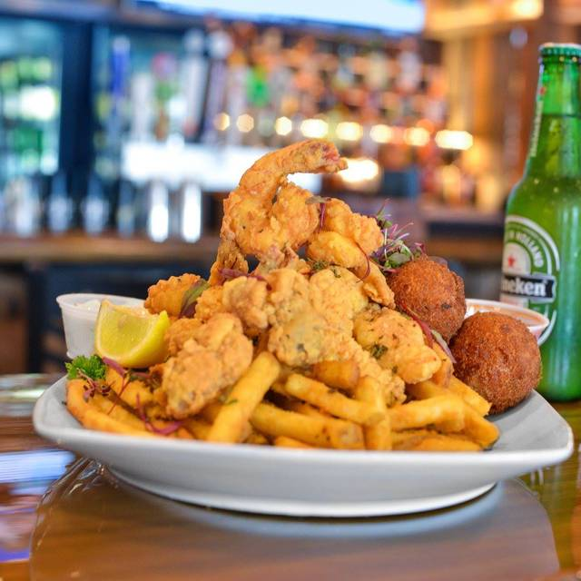 Bullfish - The Bullfish Bar + Kitchen, Baton Rouge, LA