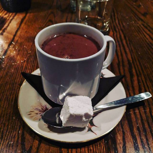 Hot Chocolate, Chicago, IL