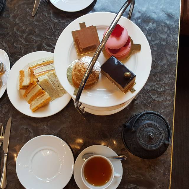 Afternoon Tea at The Balcon, London